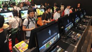 TOKYO GAME SHOW videojuegos y realidad virtual
